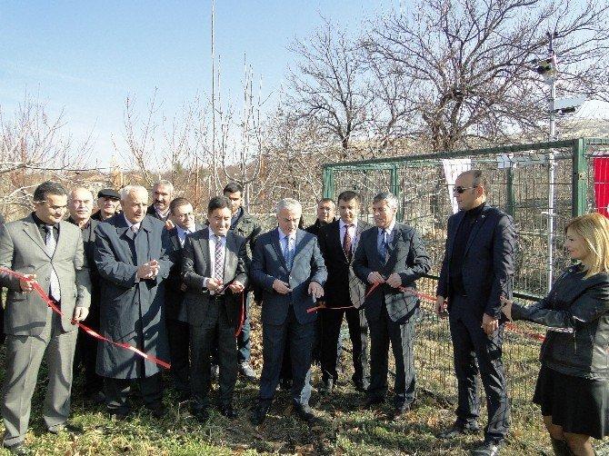Yeşilyurt'ta İyi Tarım Uygulaması Sertifika Töreni Düzenlendi