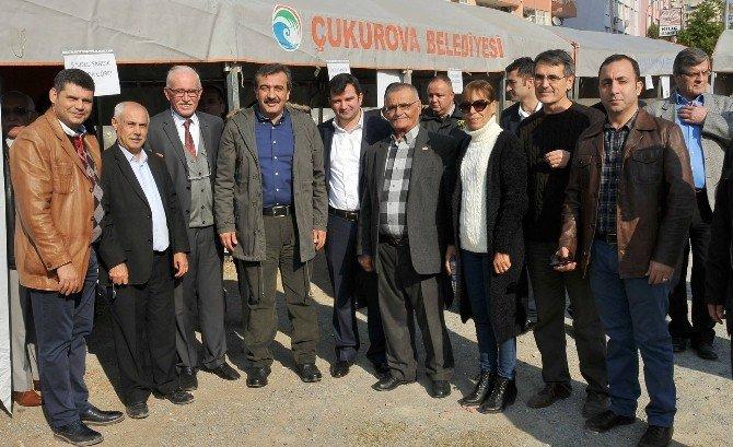 Çukurova'da Emekli Dinlenme Evi İçin Referandum Yapıldı