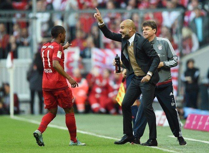 """Bayern Münih Resmen Açıkladı: """"Guardıola Sezon Sonu Ayrılıyor"""""""