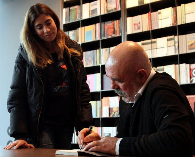 Ercan Kesal: 'Nasipse Adayız' isimli kitabım film yapılacak