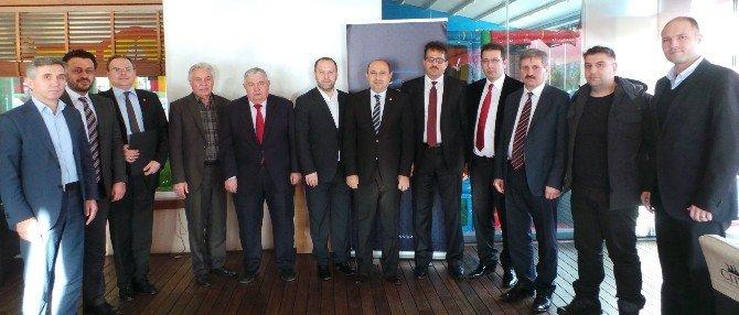 Bursa TSO, Bor Madenine Yönelik Farkındalığı Arttırmak İçin Çalışmalarını Sürdürüyor