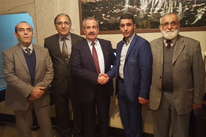 Başkan Gürsoy'dan Adev'e Ziyaret
