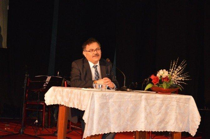 Tavşanlı Belediyesi Hazreti Mevlana'nın 742. Vuslat Yıl Dönümünde Anma Programı Düzenledi