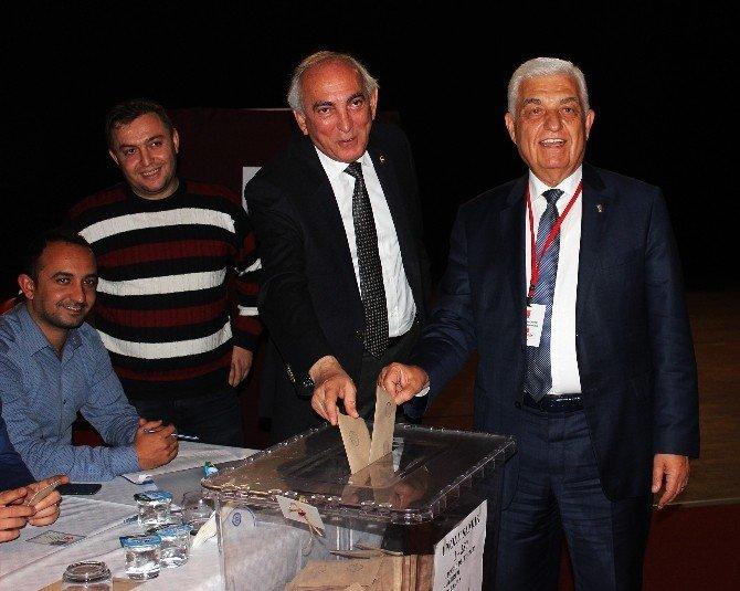 Alban Seçilmiş İl Başkanı