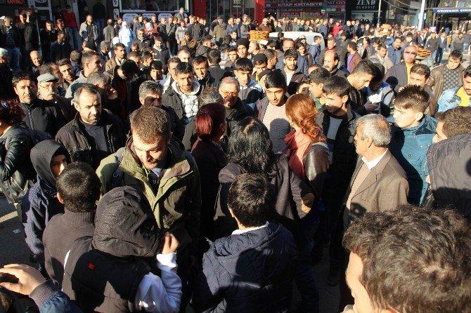 DBP'liler İle Polis Arasında 'Meteorolojik' Polemik