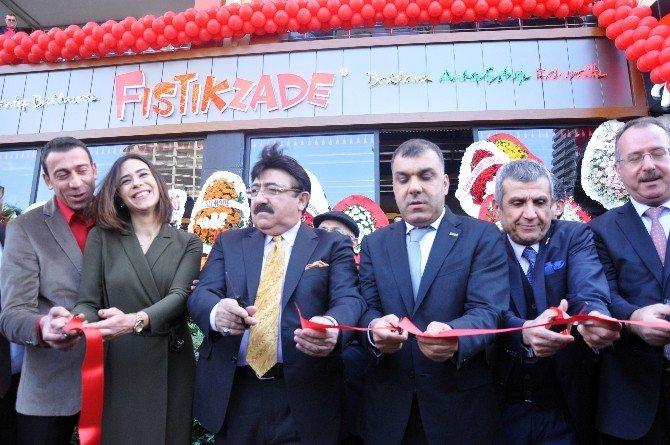 """""""Fıstıkzade"""" İstanbulluyu Baklavaya Doyuracak"""