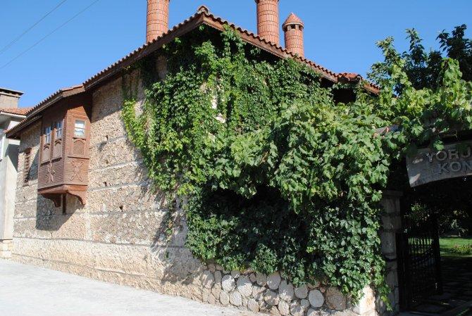 Eko turizminde ev pansiyonculuğu metodu