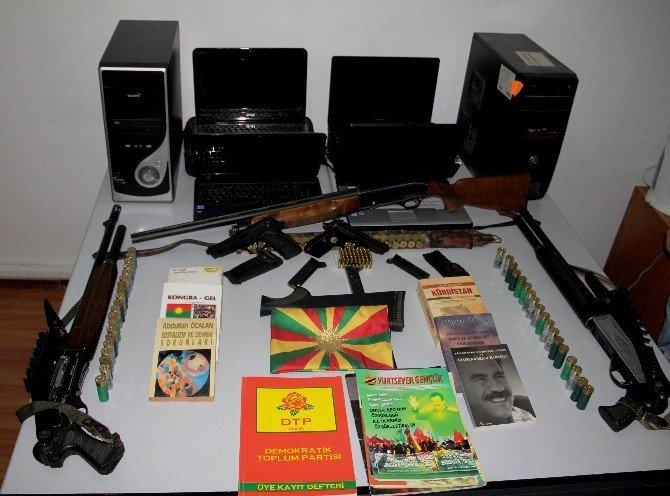 Iğdır'da Terör Operasyonu