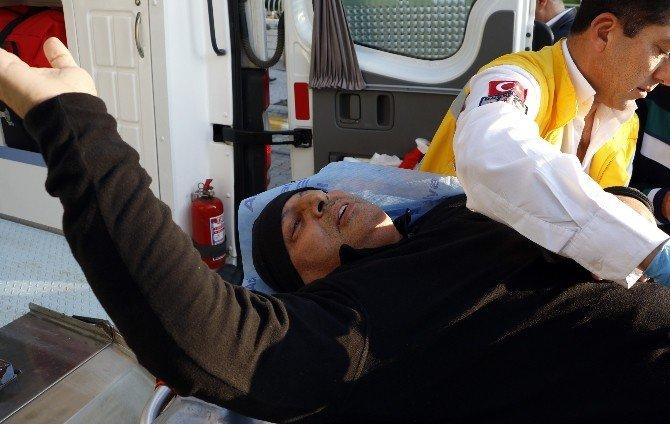 Antalya'da Sokak Ortasında Silahlı Saldırı