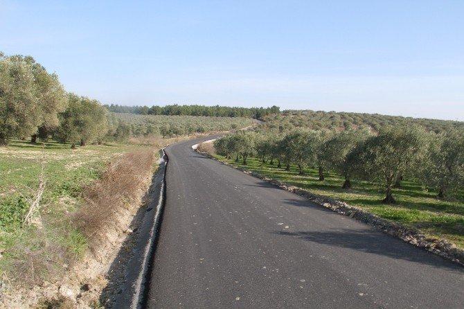 Dereköy Mahallesi Asfalta Kavuştu