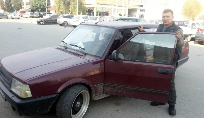 4 bin TL'ye aldığı aracın sigorta bedeli, 'bin 40' lira çıktı