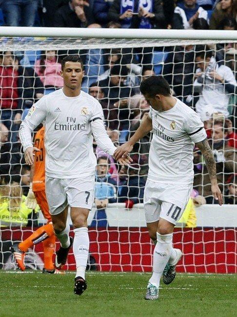 Real Madrıd - Rayo Vallecano Maçında Bir Düzine Gol