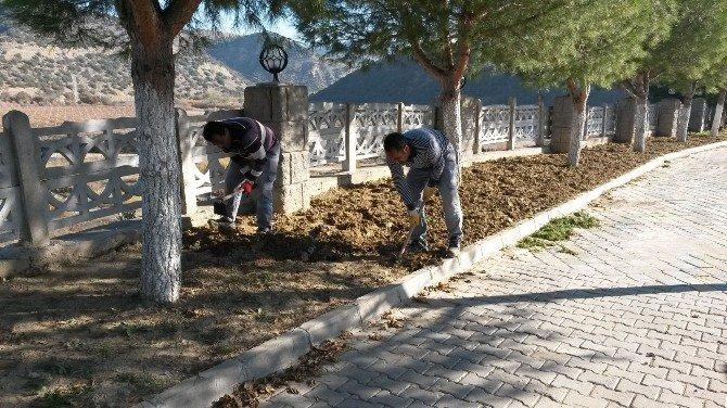 Borlu Parkı'na Büyükşehir Eli Değdi