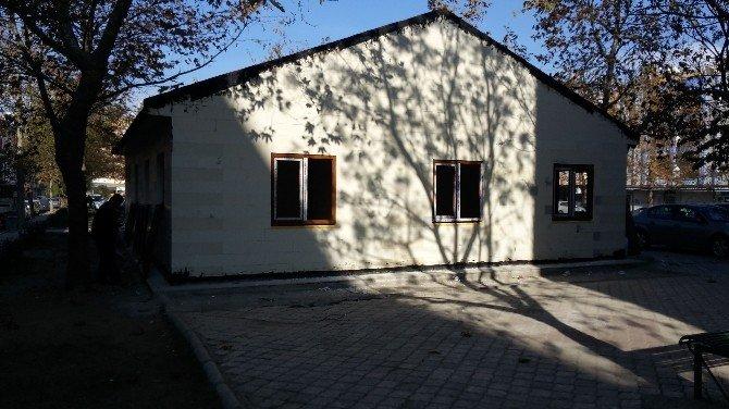 Turgutlu'ya Üçüncü Çocuk Kültür Ve Sanat Merkezi