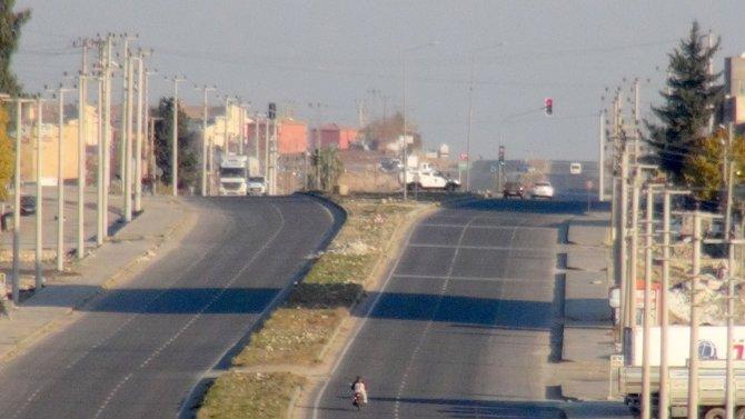 Nusaybin'de yasaklı 4 mahalleden şiddetli patlama ve silah sesleri