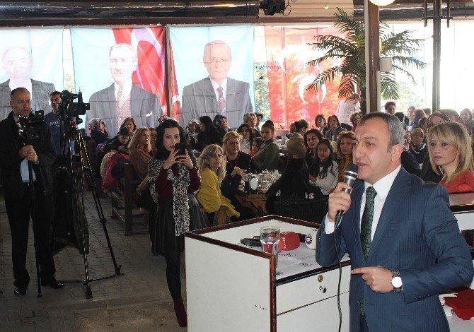 Ankaralı Asenalar'dan MHP Lideri Bahçeli'ye Destek