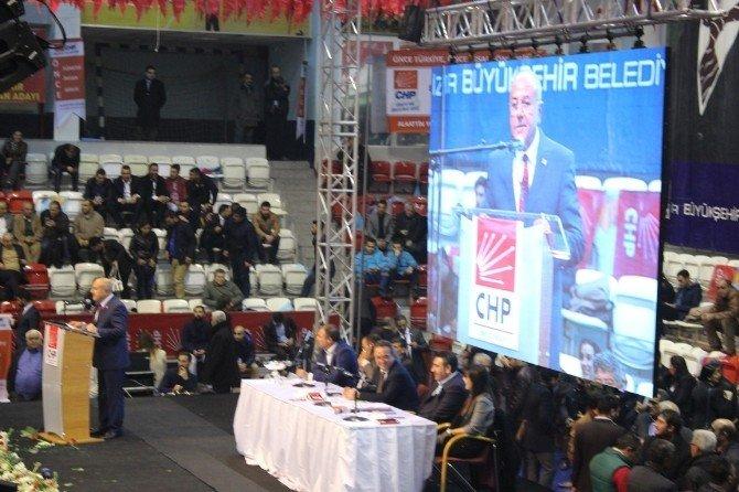 CHP Kongresinde Oy Kullanma İşlemi Başlıyor