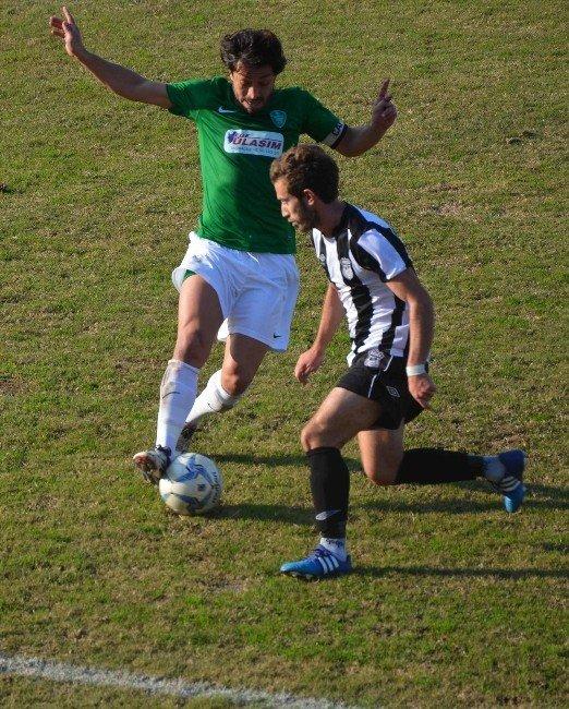 Ortaca Belediyespor: 0 - Bornova 1881 Spor: 1