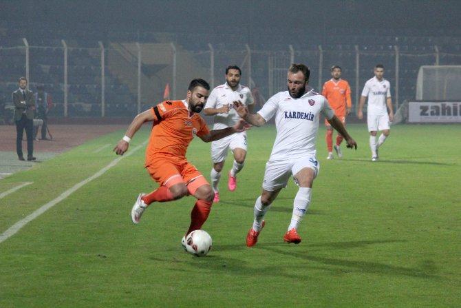Adanaspor: 3 - Karademir Karabükspor: 0
