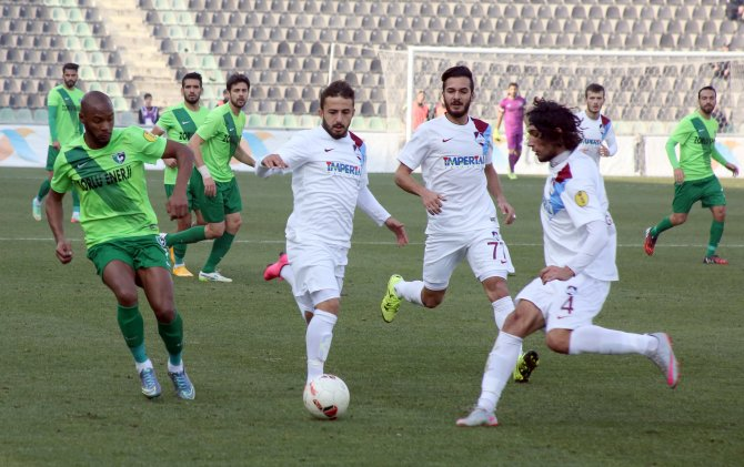 Denizlispor: 4 - 1461 Trabzon: 1
