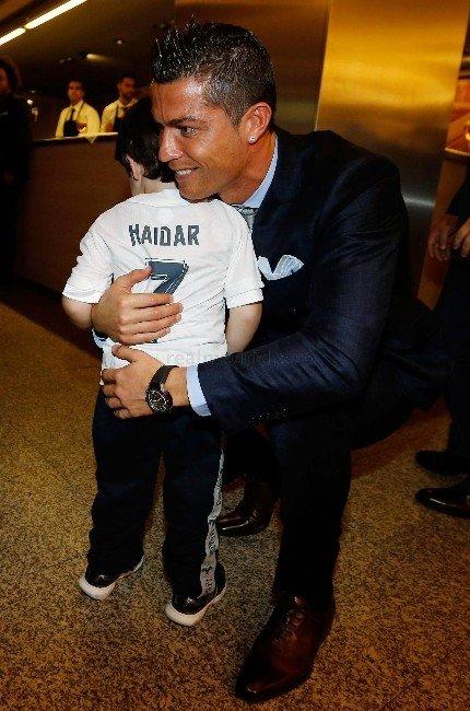 Real Madrıd Ve Ronaldo Gönülleri Fethetti