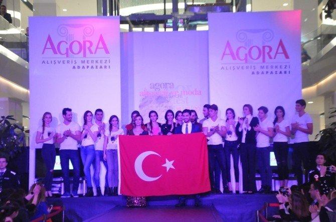 Agora AVM'de Sonbahar Kış Kreasyonu Tanıtıldı