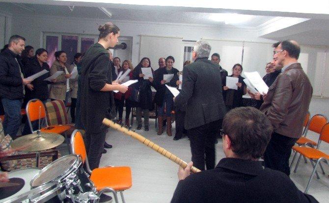 Vezirköprü'de Türk Halk Müziği Kursu Açıldı