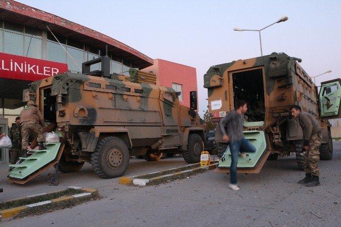 Cizre'de Çatışmalar Devam Ediyor