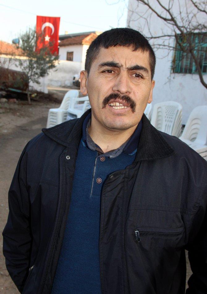 Şehit Uzman Çavuş Kaya'nın Manisa'daki baba ocağına ateş düştü