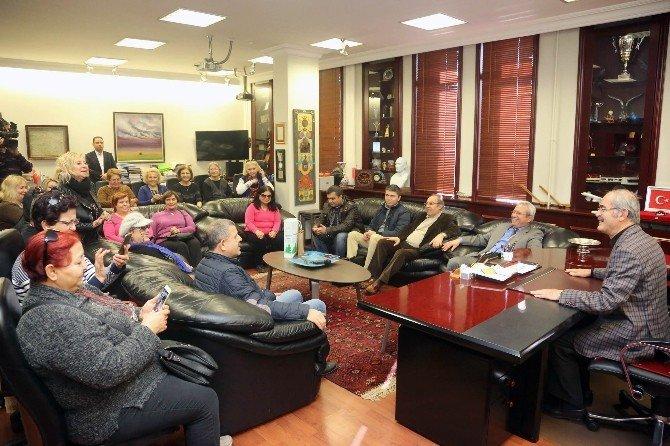 Karadenizliler Büyükerşen'i Yılın Belediye Başkanı Seçti