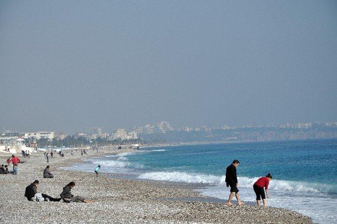 Antalya'da Bitmeyen Yaz Keyfi