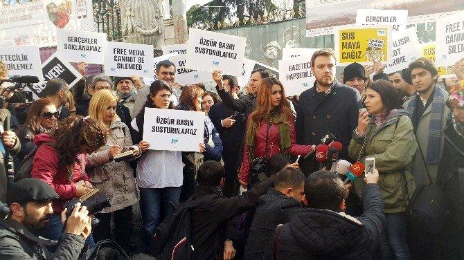 Aileleri, Tutuklu Gazetecilerin Serbest Bırakılmasını İstedi