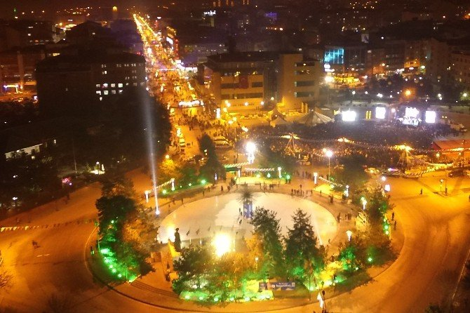Wınterfest Erzurum 2015'in Coşkusu Sürüyor