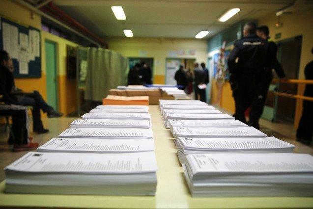 İspanya'da postayla oy kullanımı arttı