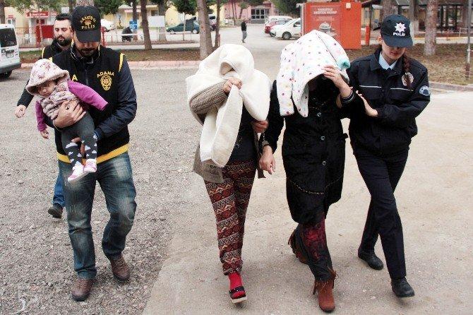 5 Aylık Bebeğiyle Cezaevine Girdi
