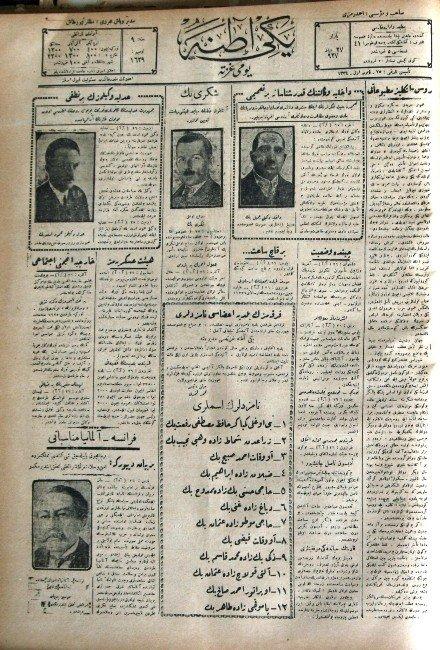 Yeni Adana Gazetesi 98. Yılına Özel Ek Çıkarıyor
