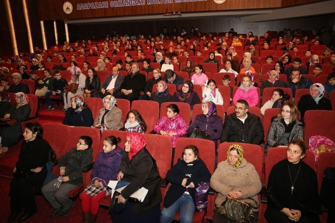 """Bilgievi Velilerine """"Aile Ve Çocuk"""" Konulu Seminer Verildi"""