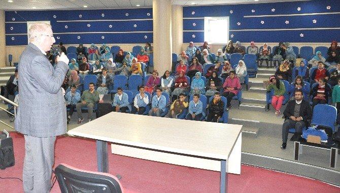 Müftü Taşdelen'den, Öğrencilere Seminer
