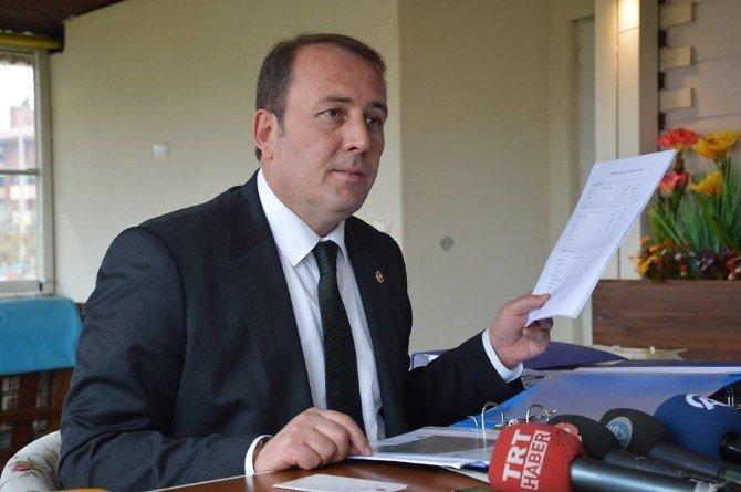 Harun Karacan Basın Mensupları İle Buluştu