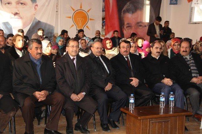 AK Parti Genişletilmiş İlçe Divan Toplantısı Yapıldı