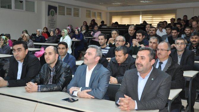 Aktif Sen, Gaziantep'te ikinci yaşını kutladı