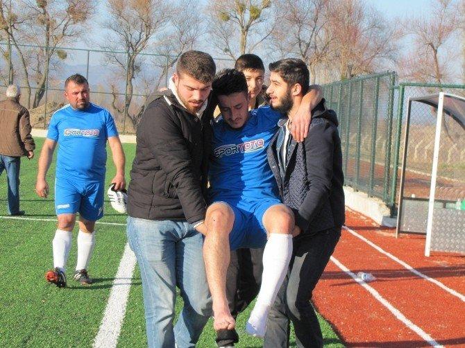 Amatör Maçlarda Sporcu Sağlığı Yok