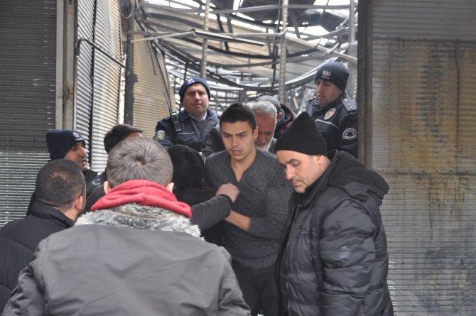 İş yerleri yanan Ankaralı esnaftan polise tepki: Burayı 25 yıldır çete yönetiyor