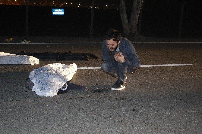 Antalya'da İnanılmaz Selfıe Kazası:2 Ölü