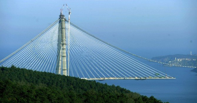 3'üncü Köprünün Birleşmesine Son 17 Tabliye