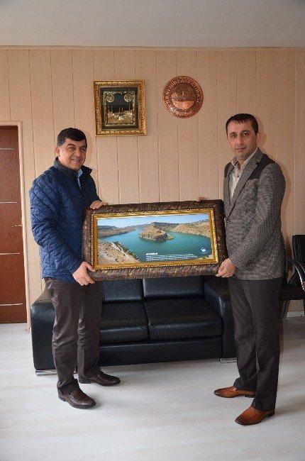 Başkan Rıdvan Fadıloğlu'ndan Yavuzeli Ziyareti