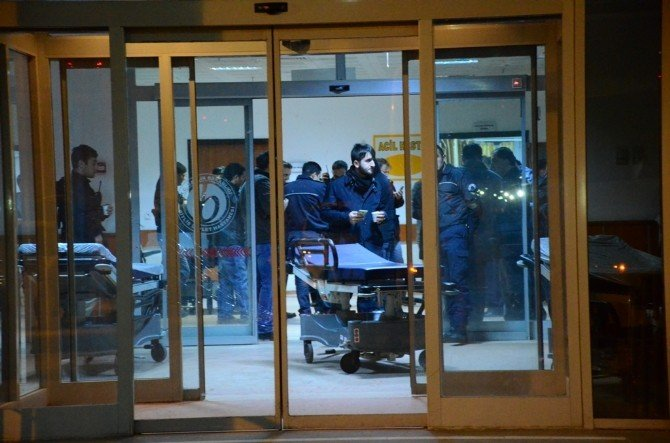 Bitlis'te Patlama: 2 Şehit, 5 Yaralı