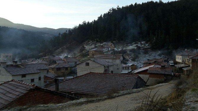Bursa'nın Dağ İlçeleri Beyaza Büründü