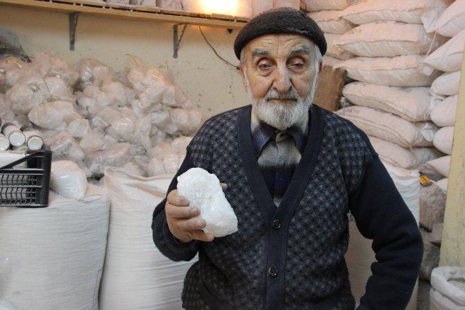 Prof. Dr. Karatay'ın açıklamaları Çankırı'da kaya tuzu satışını yüzde 50 artırdı