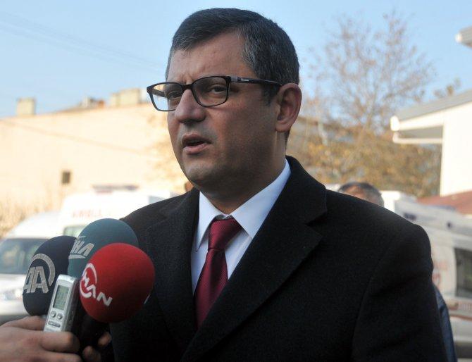 CHP'li Özel: Facianın yaşandığı madendeki sorunlar İmbat'ta da yaşanıyor